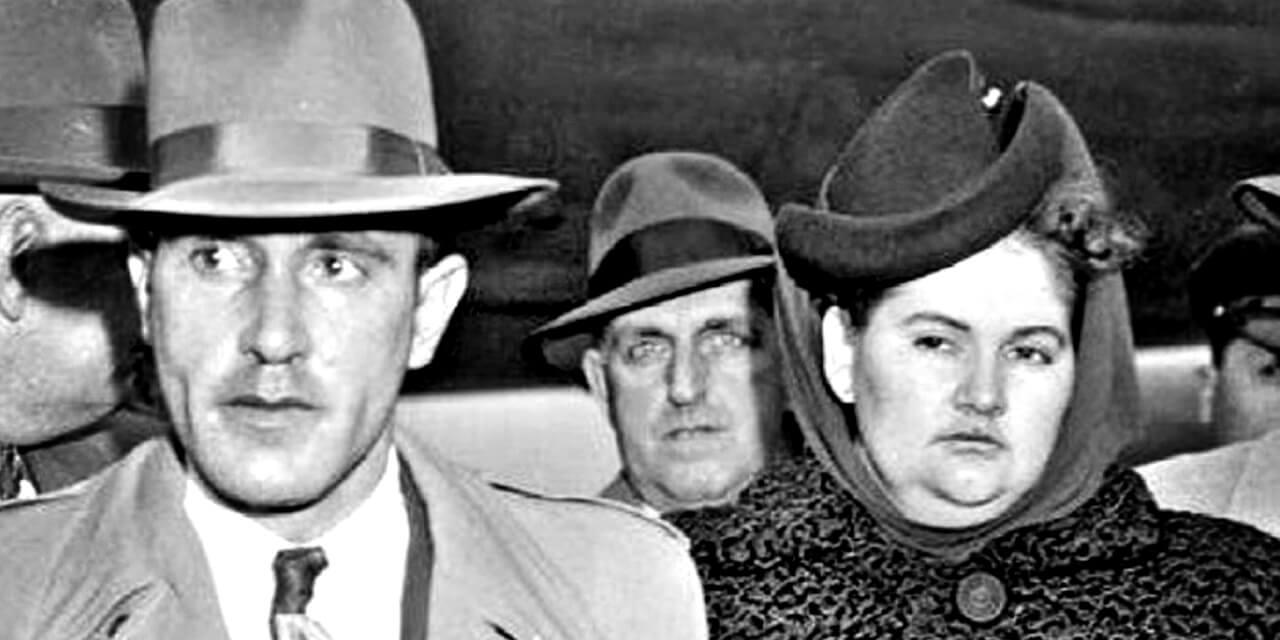 Martha Beck en Raymond Fernandez
